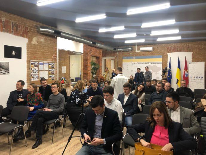 Аспен Інститут Київ в Житомирі