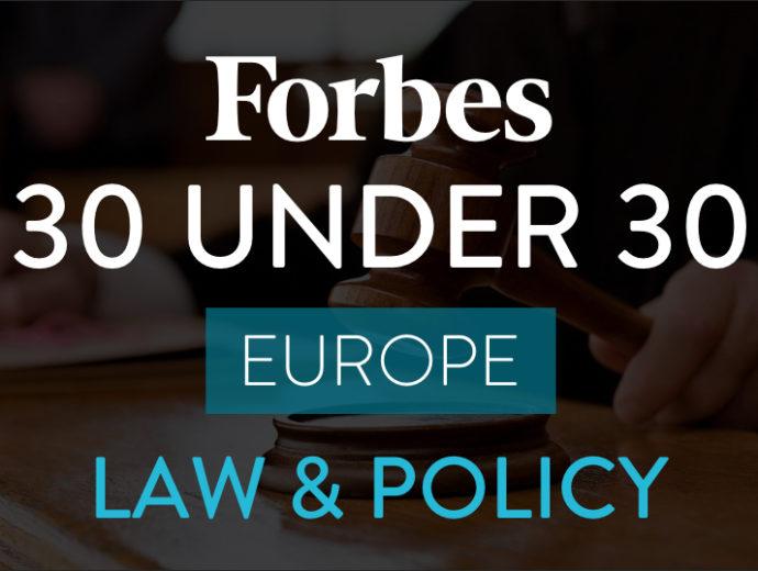 """Виконавчий директор Аспен Інституту Київ в рейтингу Forbes """"30 лідерів Європи віком до 30 років"""""""