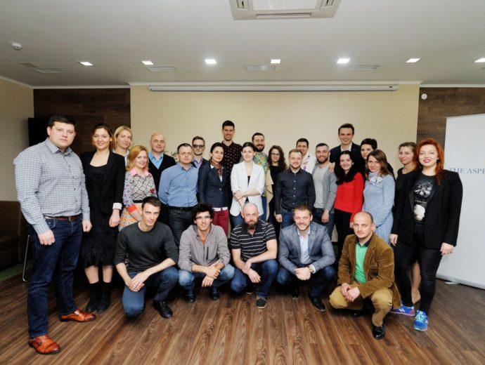 """4-й семінар """"Цінності та суспільство"""" відбувся в Карпатах"""