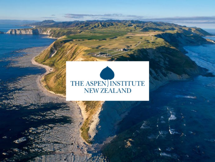The Aspen Institute New Zealand join to the Aspen Institute's network of international partners