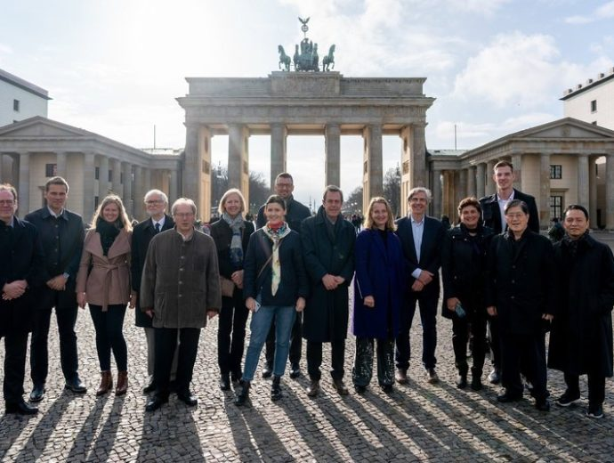 International Committee Meeting of Aspen Institutes in Berlin
