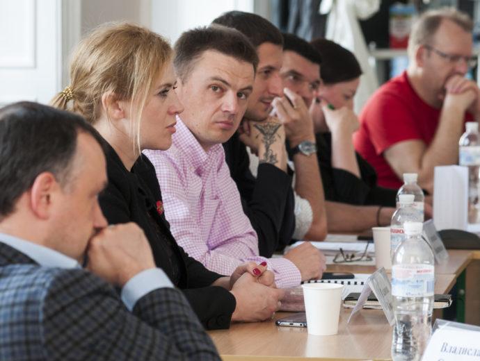Аспен-семінар в Чернівцях
