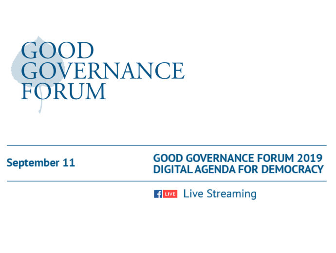 Good Governance Forum 2019