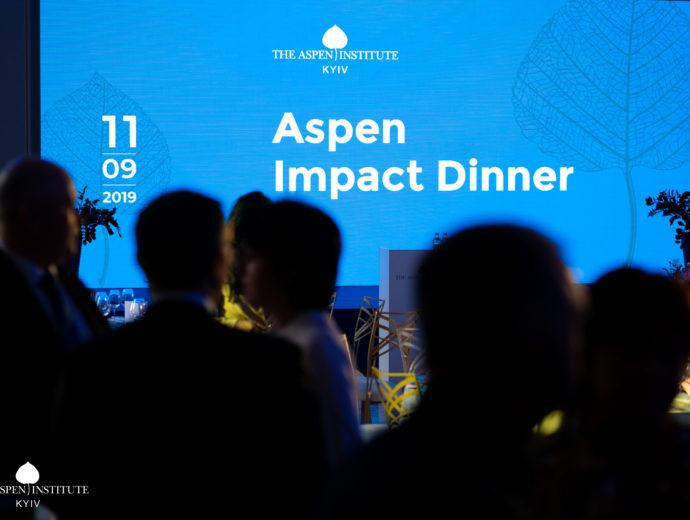 Aspen Impact Dinner