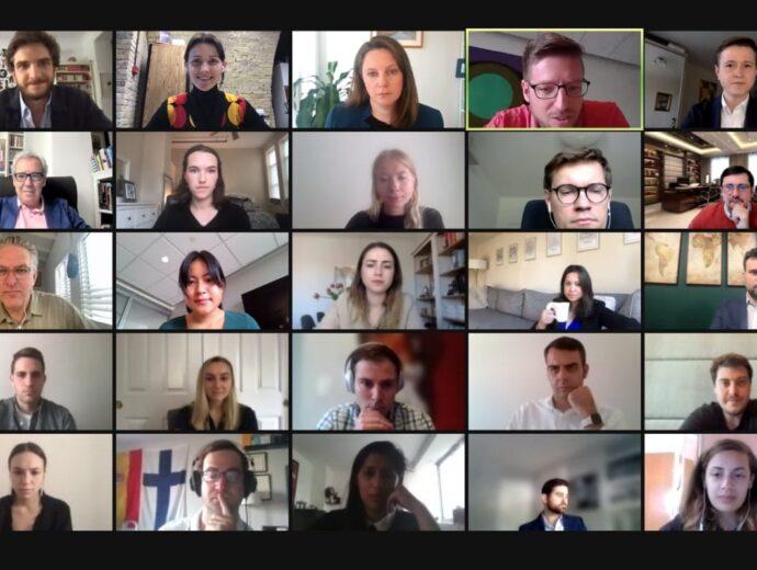 """Відбувся міжнародний семінар """"The NextGen Network: Transatlantic Initiative"""""""