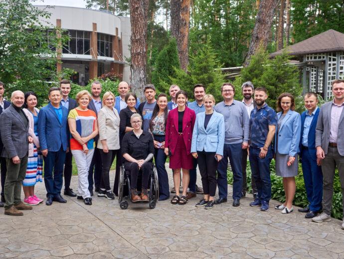 Відбувся другий семінар проєкту «Переосмислення української ідентичності»