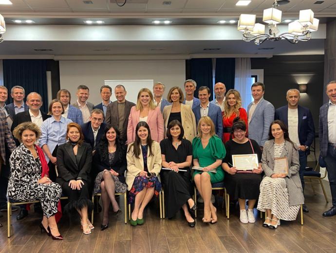 Відбувся третій семінар «Бізнес та суспільство» у партнерстві з CEO Club Ukraine