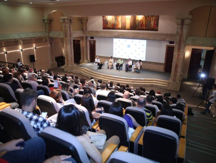 Розвиток культури діалогу на міжнародному рівні: Аспен Інститут Київ провів панельну дискусію і семінар для лідерів Вірменії