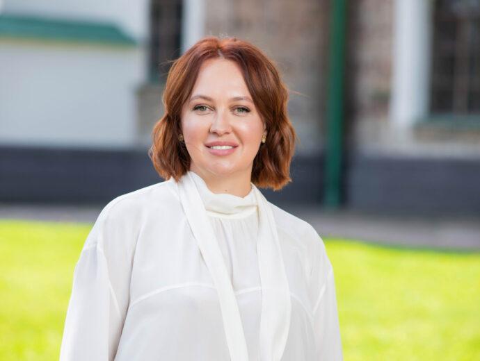 Вітаємо нову членкиню Наглядової ради Аспен Інституту Київ Катерину Загорій