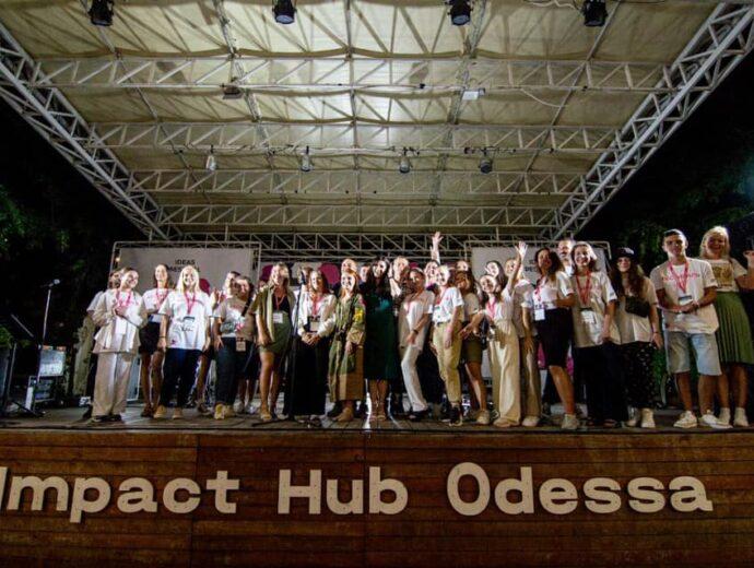 Натхнення, інсайти та історії успіху: в Одесі відбувся п'ятий Фестиваль Ідей