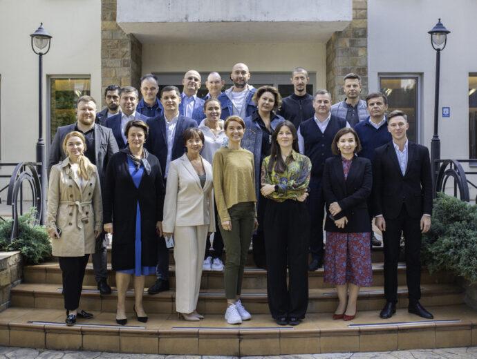 Українські лідери шукали взаєморозуміння у питаннях національної ідентичності