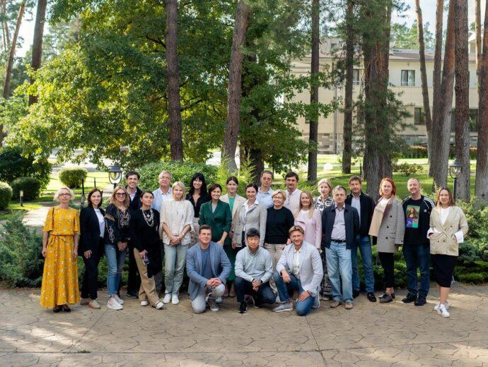 Аспен Інститут Київ створив діалогову платформу для обговорення розвитку культури благодійності в Україні