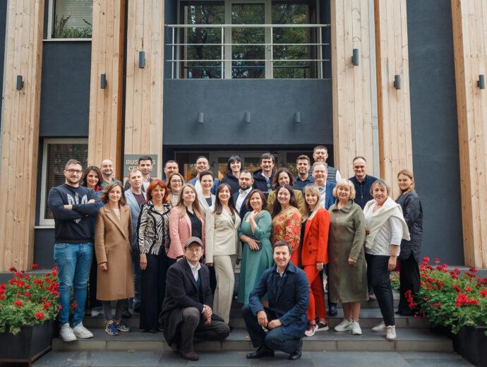 Діалогова платформа Аспен Інституту Київ об'єднала лідерів, зацікавлених питаннями антикорупційної діяльності, для обговорення шляхів становлення доброчесності в Україні