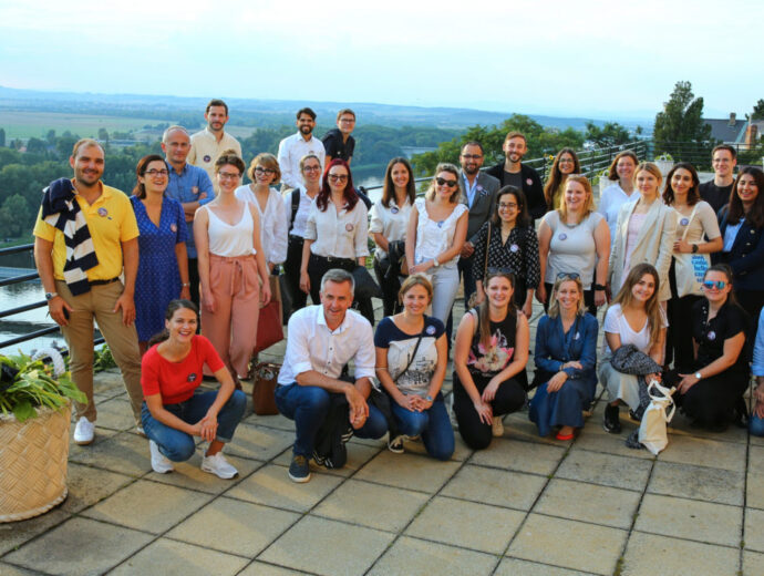 Aspen Seminar for Young European Leaders (2021)